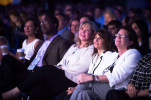 A cross section of participants at the just concluded 2015 IBM Amplify conference held at San Diego, California, USA