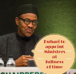 Buhari-Minister