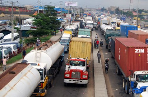Lagos plans to restrict movement of heavy-duty trucks during daytime