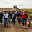Human Caravan: Poverty anywhere is danger to prosperity everywhere