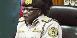 Immigration boss, Martin Kure Abeshi