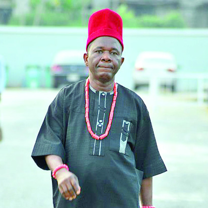 Chiwetalu Agu debunks death rumour, says he's hale and hearty
