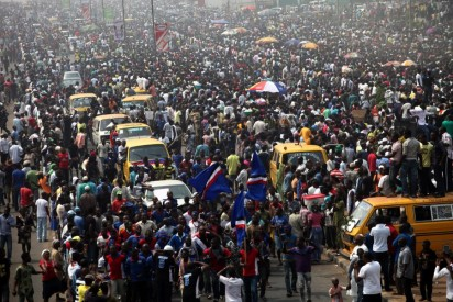 Image result for Nigeria's population