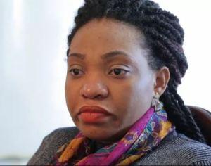 Nnamdi Kanu's wife, Uchechi Kanu