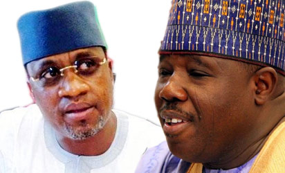 Marafa and Modu Sheriff