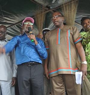 •Imasuen and Oshiomhole: They are now flocking together