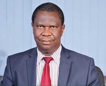 UNN VC, Prof. Benjamin Ozumba