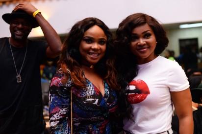 Iyabo Ojo & Mercy Aigbe