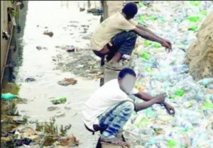 Open defecation, urination