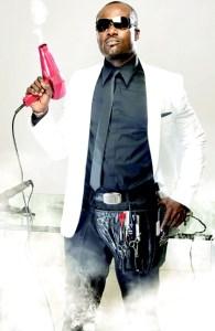 •Ugo Igbokwe, celebrity hairstylist