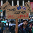 UK, EU strike tentative Brexit deal on financial services