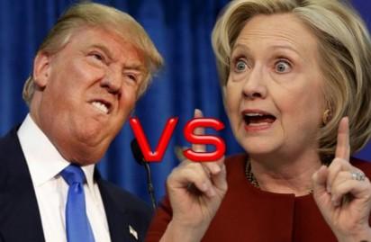 Trump and Hillary