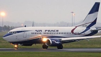 Image result for Air Peace plans inaugural flight to Akure