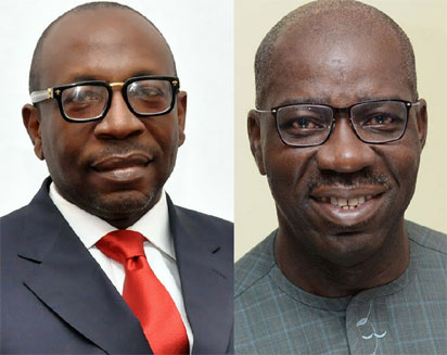 Edo 2020: Why we want Obaseki out ― Ize-Iyamu