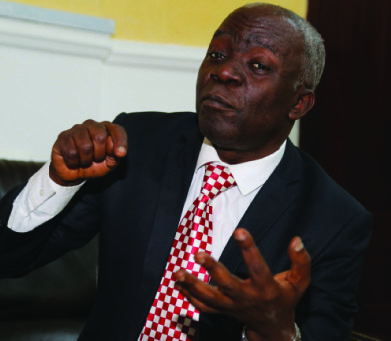 Breaking: Falana to sue Kachikwu over $60bn oil revenue loss