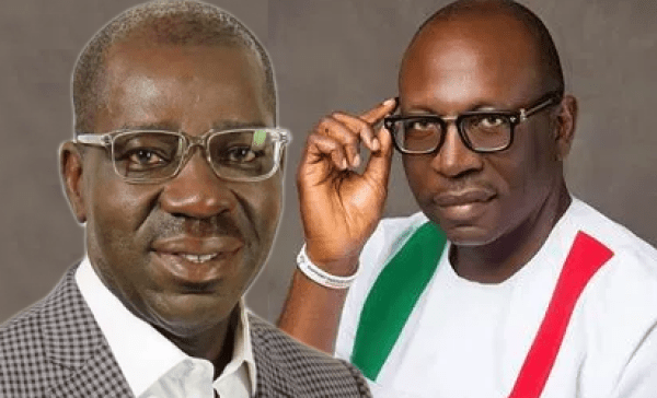 Edo: Mass defection from APC, signpost of defeat for Ize-Iyamu ― PDP