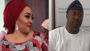 Even The First Lady Shops At Abuja Bestest Abaya Vanguard News Nigeria
