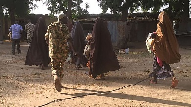 Again Boko Haram raid village near Chibok on kidnapping anniversary