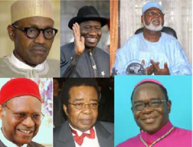 Buhari and Kukah