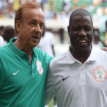 Rohr backs Yusuf in bribery scandal