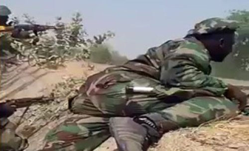 350 terrorists killed, 500 wounded by Nigerian military in one month - Centre