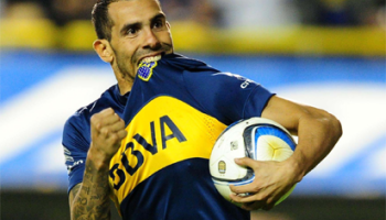 Image result for Tevez leaves China, signs for Boca Juniors for 3rd time
