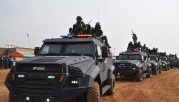 Image result for Breaking: KDSG varies curfew in parts of Kaduna metropolis