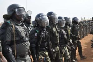 Lockdown: Oyo Police warn violators against attacking officers, arrest suspects