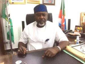 George Moghalu, Buhari, Igbo
