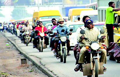 Security: ACOMORA urges Niger Govt. to regulate motorcycle riders