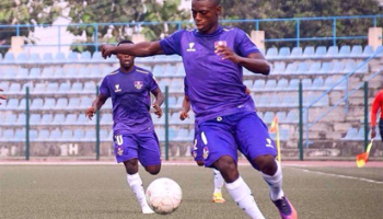 Image result for Stephen Odey and his teammate Sikiru Olatunbosun