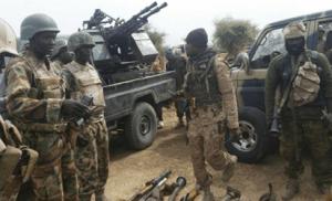 The Nigerian Army