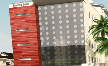 Sterling Bank, destitues