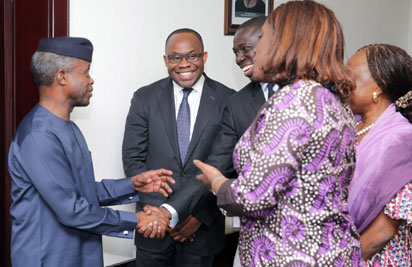 FG commits to improved funding of NSIA