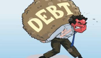 incur debt