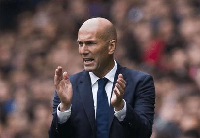 Real Madrid coach Zinedine Zidane self-isolating