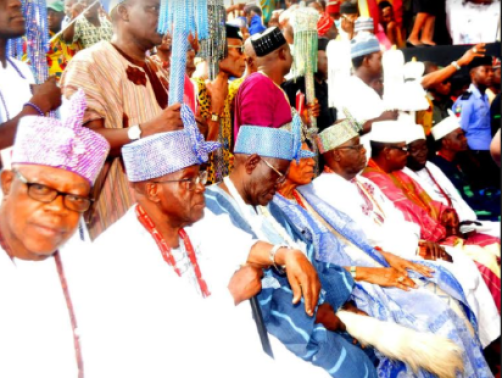 Ibadan: 'We'll fight for our crowns through legitimate means'