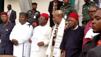 S-East govs to engage Kanu on IPOB's 'absolute' demands