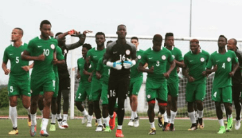 Image result for Super Eagles eye world cup ticket in Yaounde