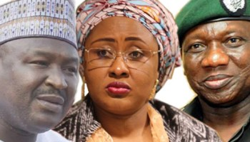Image result for Police deny allegations of buying Aisha Buhari two jeeps