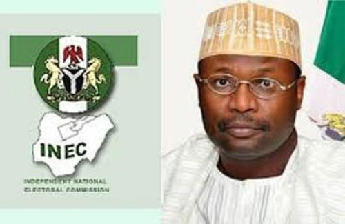 INECINEC will never connive with any Political Party to rig Polls -Yakubu
