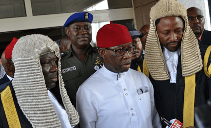 Delta Assembly Approves N5bn Film Village Request By Gov. Okowa