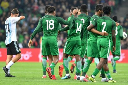 Nigeria to play World Cup warm-up with England in June
