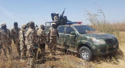 Nigerian Army against Boko haram