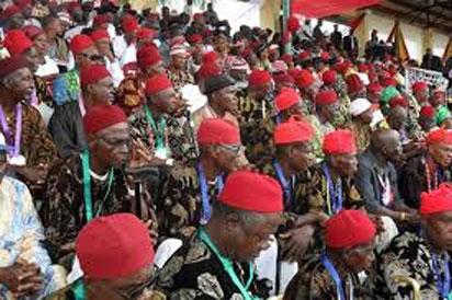 Igbo, Ndigbo, Presidency