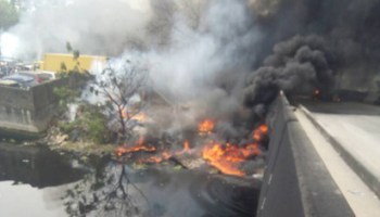 Image result for Soldiers, others roasted in Cross Rivers tanker explosion