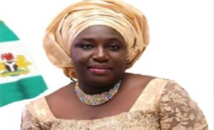 Mrs, Ogechi Ololo, Imo State Commissioner for Happiness and Couple's Fulfillment