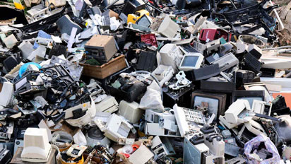 E-waste,wealth