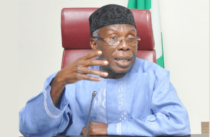 Ogbeh laments only 2% irrigation practice in Nigeria 1