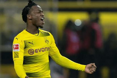 Magic Batshuayi strike seals narrow Dortmund win